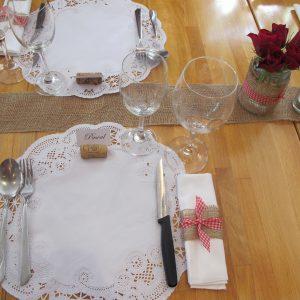 Tischset / Platzteller