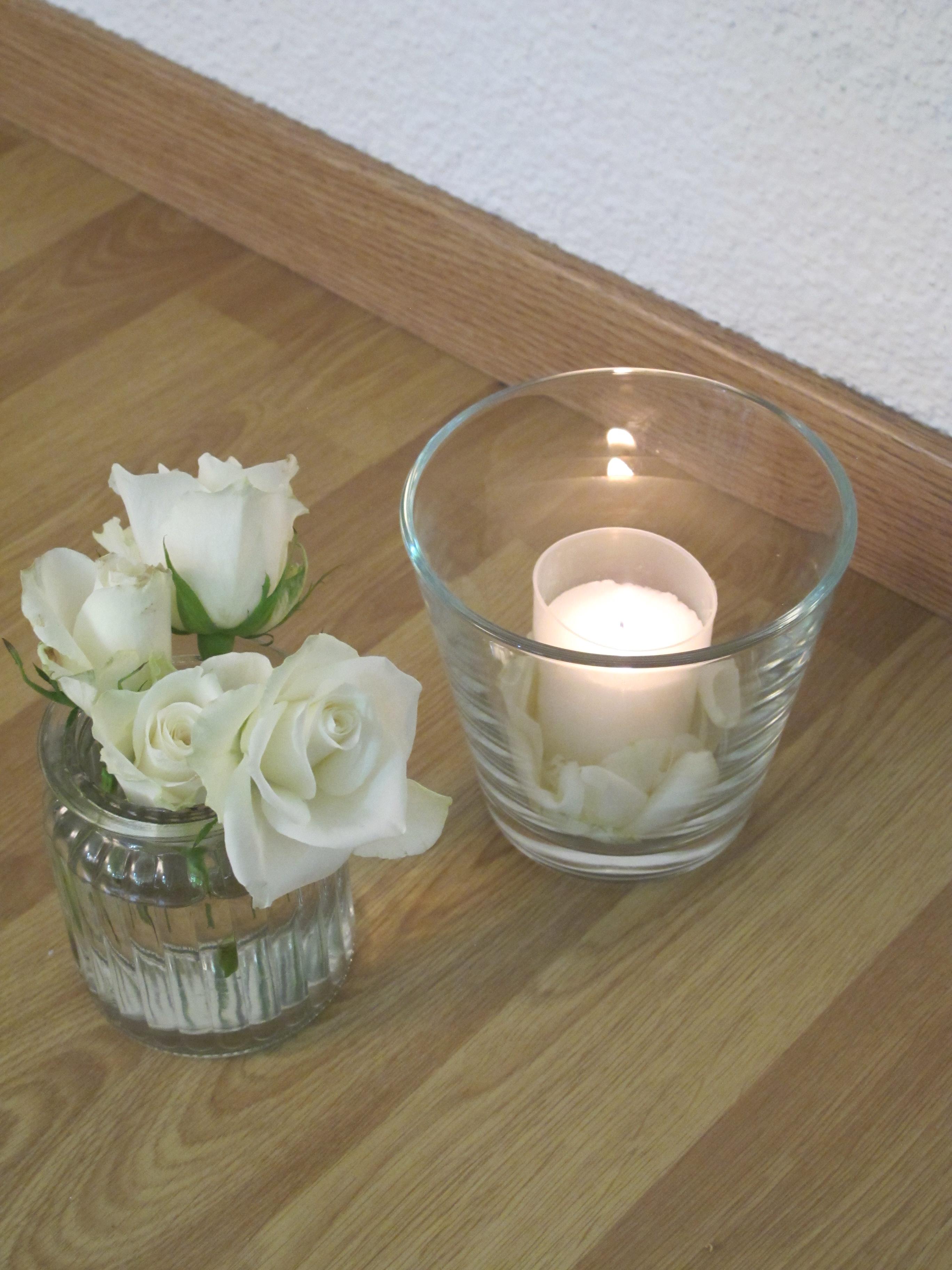 Teelichtglas gross dekotella for Deko mieten